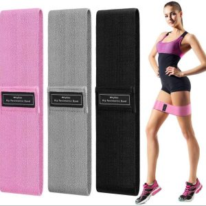 Gym Fitness Glute Resistance Band