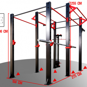 Strength Crossfit Cage