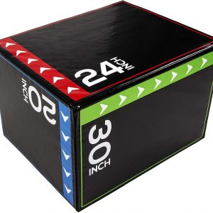 Soft Plyo Box 3 in 1 Light