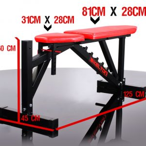 Multifunction Bench Tryton HL9  HEAVY