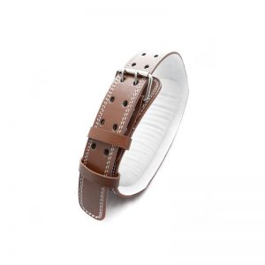 Leather Lifting Weight Belt