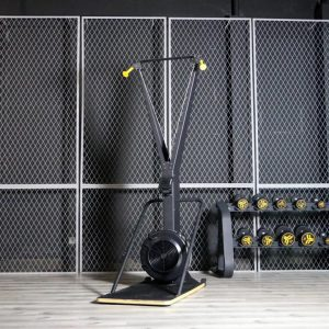 PROFESSIONAL SKI MACHINE WITH STAND
