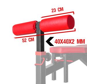 Thigh blockage attachment HZ2 tryton