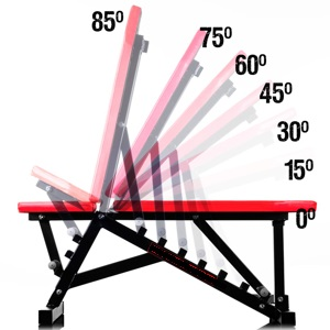 Heavy Adjustable Bench tested for 500kg