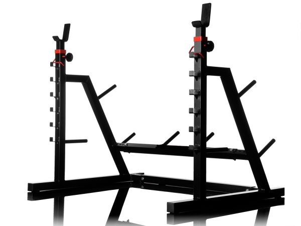 Multi-functional Barbell Stand tested for 500kg