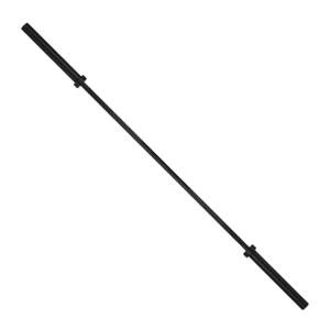 """Olympic bar """"PROFFESIONAL CROSSFIT BAR"""" 220cm / 50mm WITH COLLARS"""