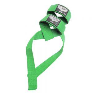 Green Beltor training straps