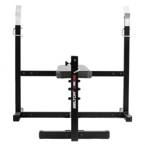 STRAIGHT TRAINING BENCH WITH STANDS BELTOR