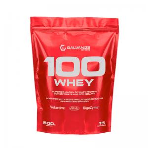 100 Whey Galvanize Nutrition 500g