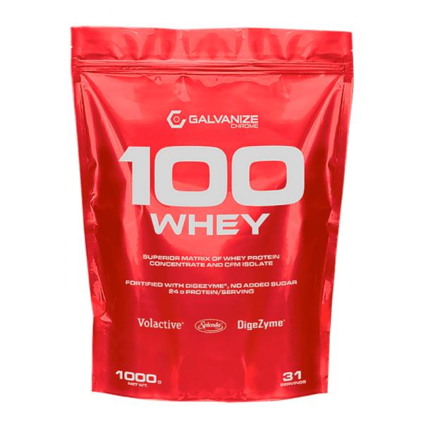 100 Whey Galvanize Nutrition 1000g