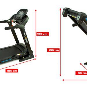 Treadmill TS-HT 500 Thunder