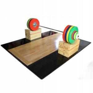Weightlifting Platform 3m x 2m